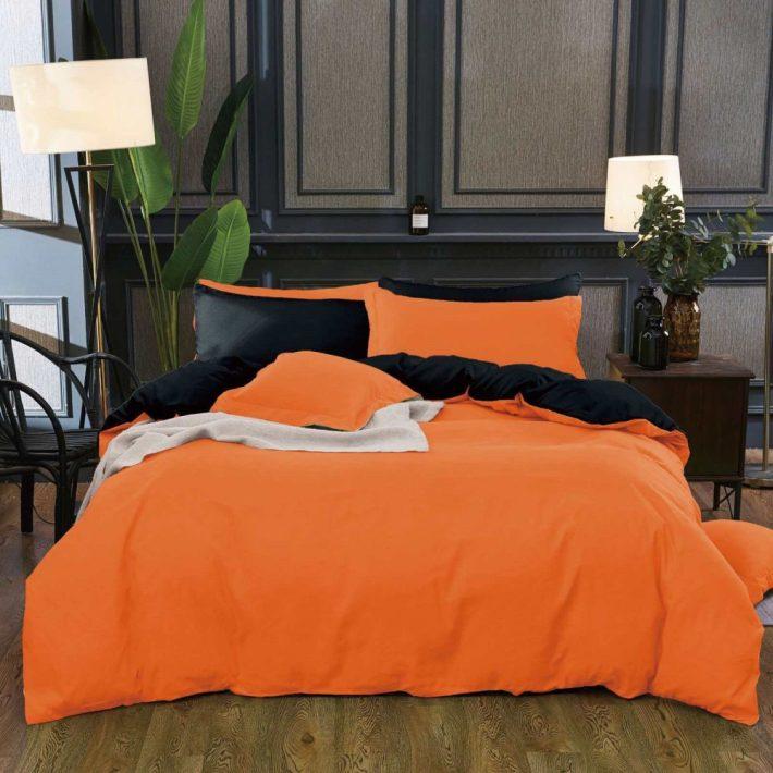 Ágynemű Nagy Paplanos Narancs Bolly 6 részes
