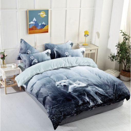 Budapest ágyneműhuzat 3D 7 részes - Szepagynemu.hu