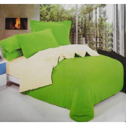 Palástfű Neon Zöld Pamut Ágyneműhuzat 3 részes Garnitúra