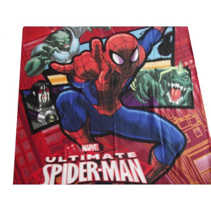 Pókember pléd Spiderman takaró