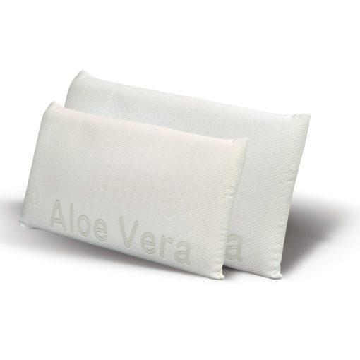 Korina memory párna Aloe Vera zip-zár