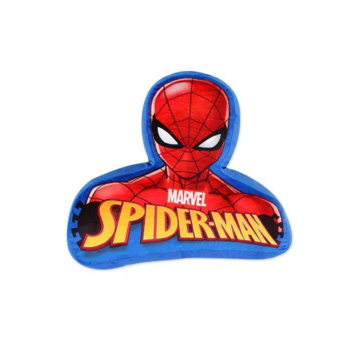 Spiderman Pókember párna formára vágott