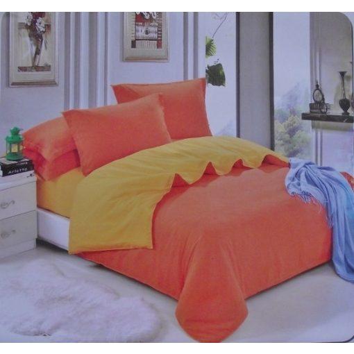 Ágynemű Narancs Sárga Alvina 7 részes
