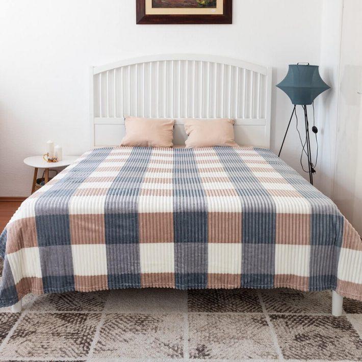 Willy Kék Delfines Pléd 150 x 200 cm