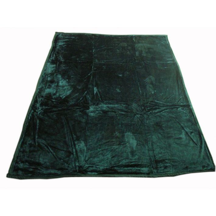Mayte Tűrkíz Zöld Pléd Ágytakaró  200 x 240 cm