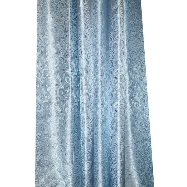 Szeréna Kék Sötétítő függöny 300cm x 250cm