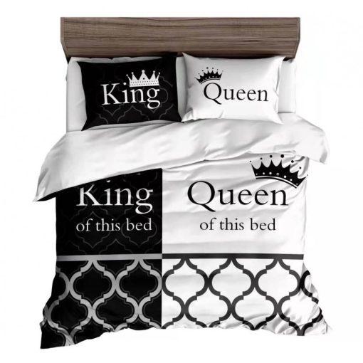Pinky Dream 7 Részes Ágyneműhuzat garnitúra