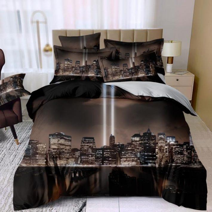 Kerek-erdő Gyerek ágynemű garnitúra 7db-os