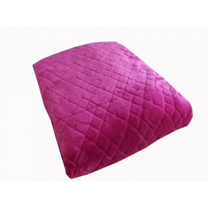 Carlotta Pink ágytakaró pléd 200x230cm