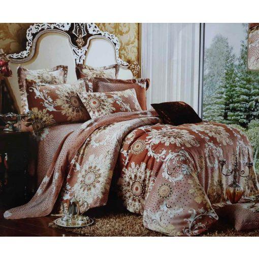 Különleges Arany pamut ágynemű 6 részes Valentin napra