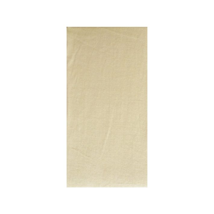 Fabius Sárga Pamut Gumis  Lepedő  180 x 200 cm
