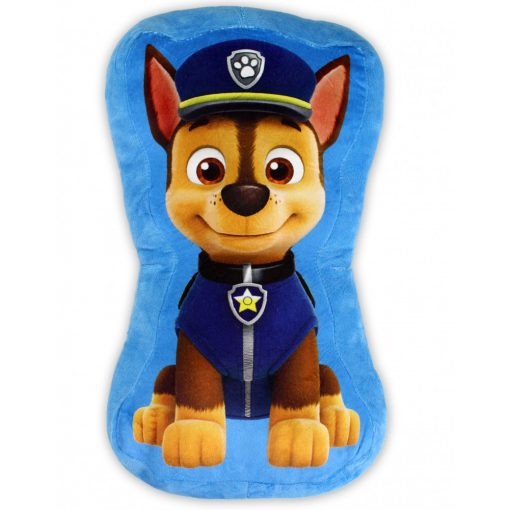 Kék fiú Paw Patrol párna formára vágott