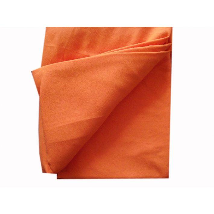 Lida Narancssárga Vászon Lepedő 180 x 230 cm