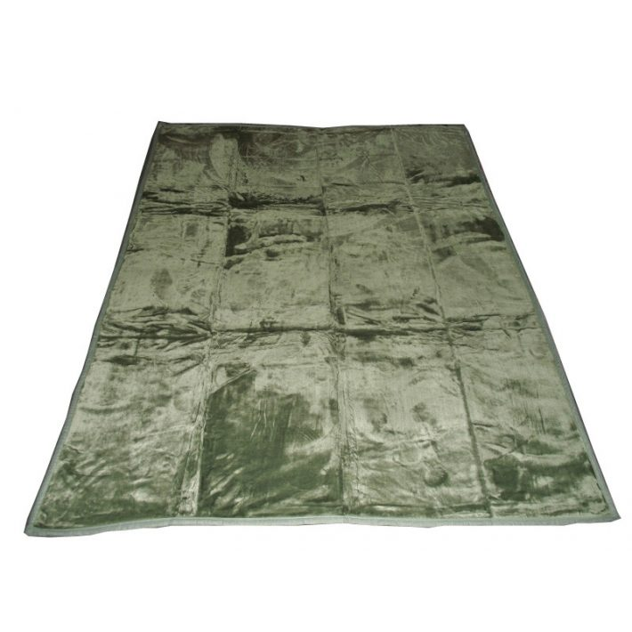 Alexa Zöld Ágytakaró, Pléd 150 x 200 cm