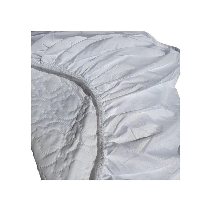 Obed Kék Pamut Gumis  Lepedő  180 x 200 cm