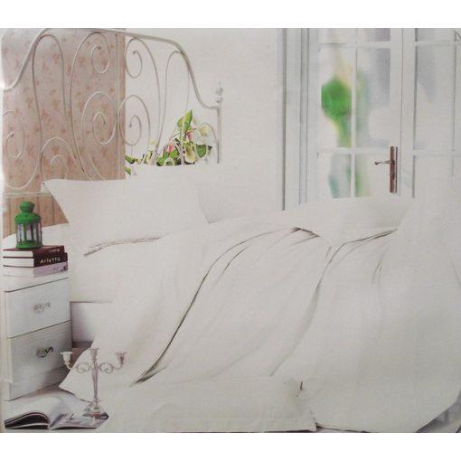 White pamut fehér ágyneműhuzat garnitúra