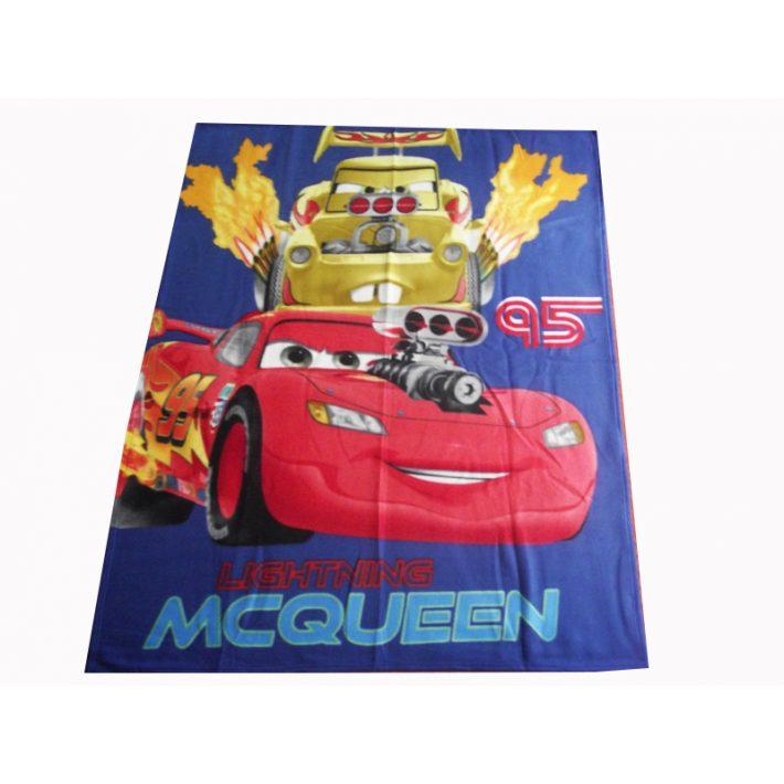 Verdák Disney takaró pléd 120x150cm