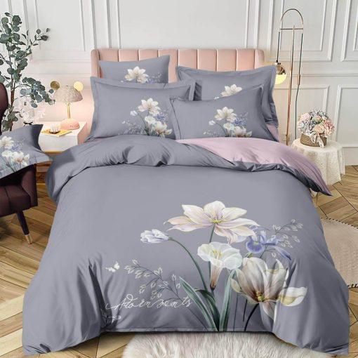 Cuki labradoros 3d kutyás ágyneműhuzat garnitúra 7 részes zöld