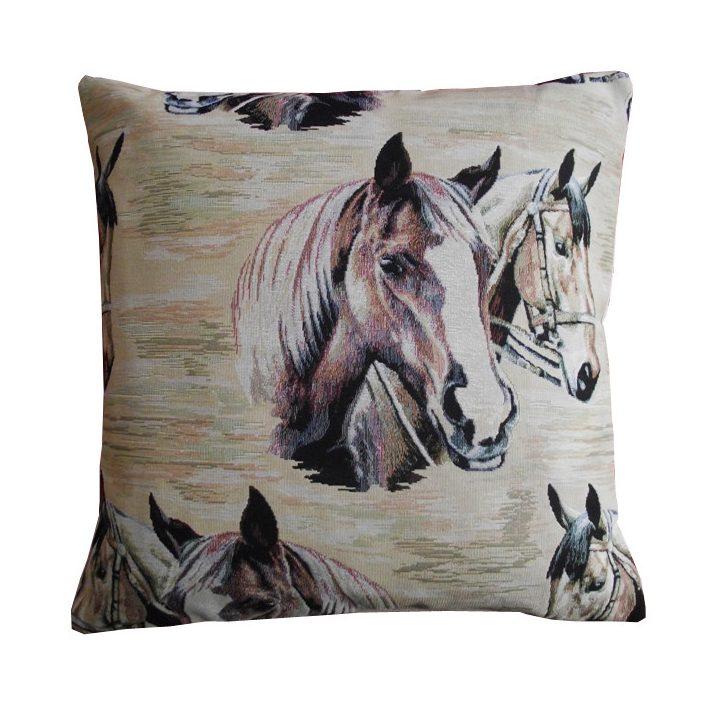 Ló és Lovak díszpárna