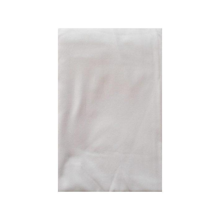 Azálea Fehér Vászon Lepedő 180 x 230 cm