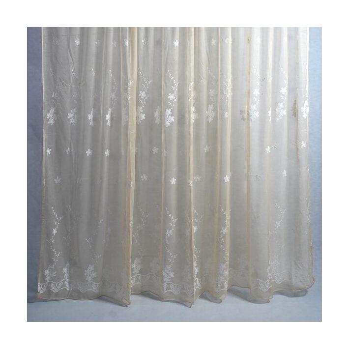 Aninda Zöld Organza Függöny – készre varrt 250 x 300 cm