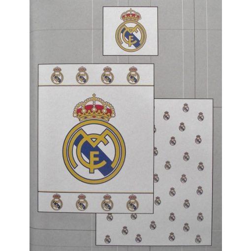 Focimánia Real Madrid Pamut Gyerek Ágynemű 2 részes