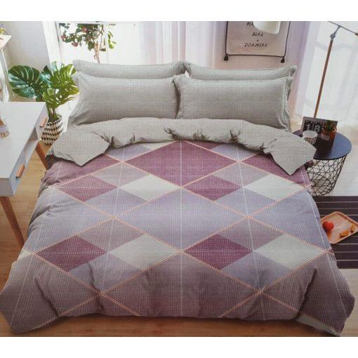 Luxury tavaszi virágos pamut ágyneműhuzat garnitúra 3 részes