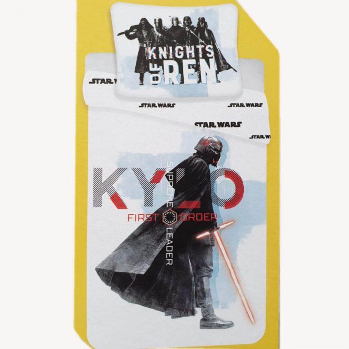 Star Wars Gyerek Ágynemű 100% Pamut 2 részes 140 x 200 cm
