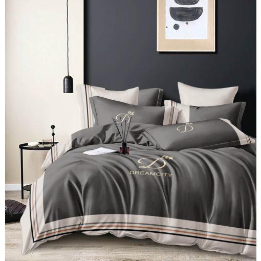Tulipán Cica 3D Karácsonyi ágynemű garnitúra 3 részes